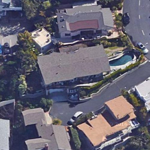 Mike Trout's House (Former) In Laguna Beach, CA (Google Maps