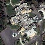 Pakistani Prime Minister's House (Google Maps)