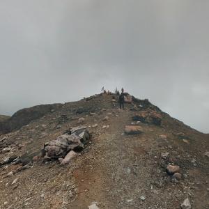 Summit of Mount Slamet (StreetView)