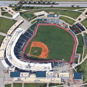 Arvest Ballpark (Google Maps)