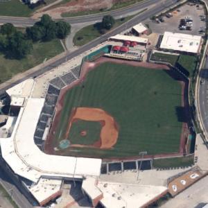 Bowling Green Ballpark (Google Maps)