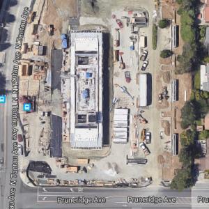 Apple Park Visitors Center (Google Maps)