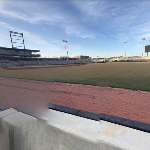 CHS Field (StreetView)