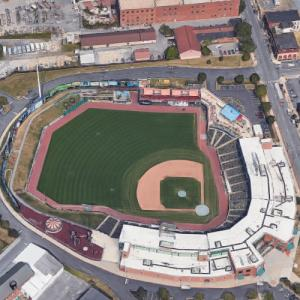 Clipper Magazine Stadium (Google Maps)