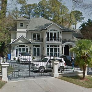 Young Thug's House (StreetView)