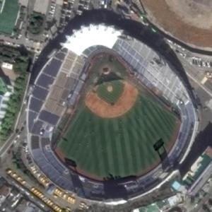 Masan Baseball Stadium (Google Maps)