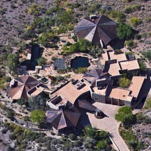 Robert Hulseman's House (Deceased) (Google Maps)