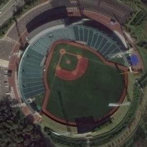 Ulsan Munsu Baseball Stadium (Google Maps)