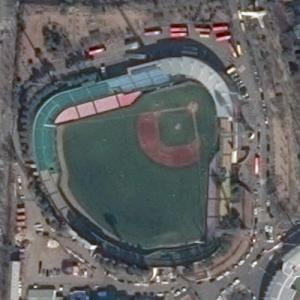 Cheongju Baseball Stadium (Google Maps)