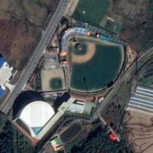Seosan Baseball Training Center (Google Maps)