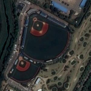 Goyang National Baseball Training Stadium (Google Maps)