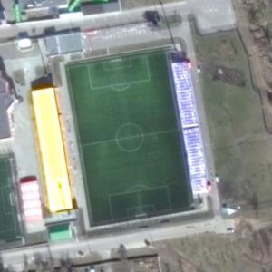 FC Minsk Stadium (Google Maps)