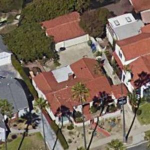 Doria Ragland's House (Meaghan Markle's Mother) (Google Maps)