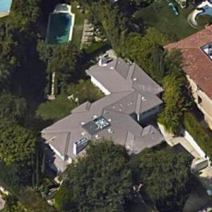 Armand Hammer's House (Deceased) (Google Maps)