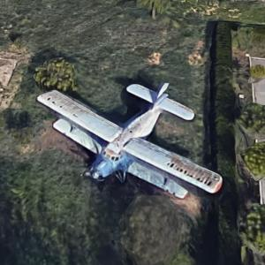 An-2R (Google Maps)