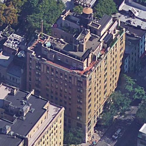 Apartment In New York Manhattan: Matt Lauer's Manhattan Apartment In New York, NY (Google Maps