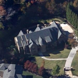 Paul Millsap's House (Google Maps)