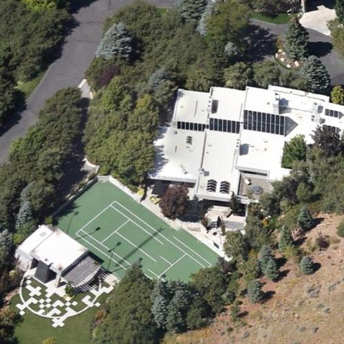 Rudy Gobert's House (Google Maps)