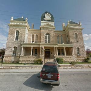 Crockett County Courthouse (StreetView)