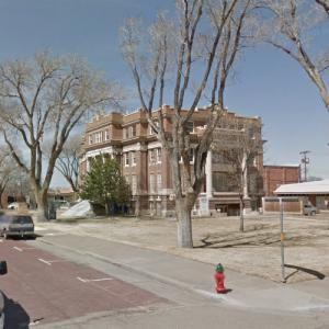 Dallam County Courthouse (StreetView)