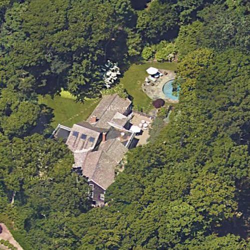 Carl Bernstein's House in Sag Harbor, NY (Google Maps)