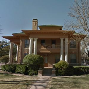 Warren and Myrta Bacon House (StreetView)
