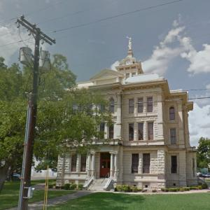 Milam County Courthouse and Jail (StreetView)