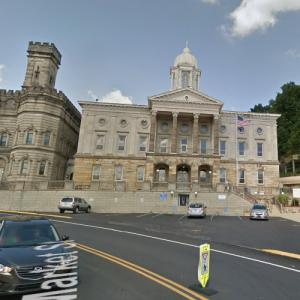 """Armstrong County Courthouse (""""Mindhunter"""") (StreetView)"""