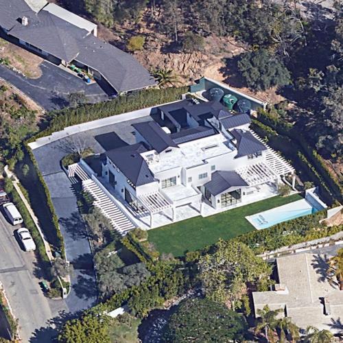 LeBron James's House (Google Maps)