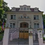Embassy of Slovenia, Prague