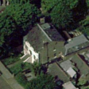 Lewis Hamilton's House (Google Maps)