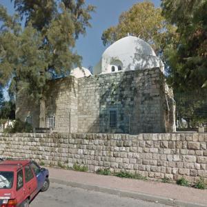 Mausoleum of Abu Huraira (StreetView)