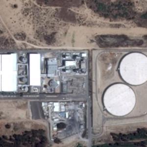 Soreq De-salination Plant (Google Maps)