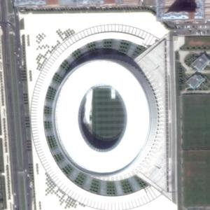 Krasnodar Stadium in Krasnodar, Russian Federation - Virtual ... on moscow russia map google, kazan russia map google, sochi russia map google, perm russia map google,