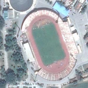 Čair Stadium (Google Maps)