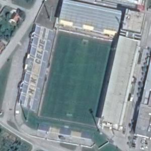 Stadion Z'dežele (Google Maps)