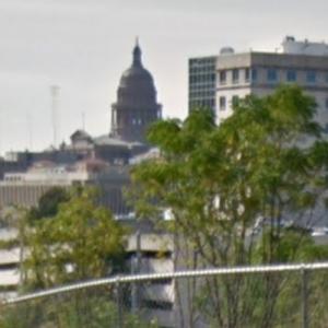 Texas Capitol View Corridor - Legation Museum (StreetView)