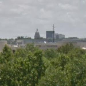 Texas Capitol View Corridor - MoPac Bridge (StreetView)