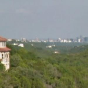 Texas Capitol View Corridor - 360 Lookout (StreetView)