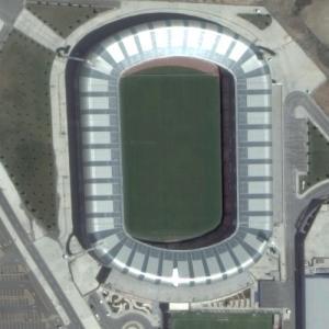 Başakşehir Fatih Terim Stadium (Google Maps)