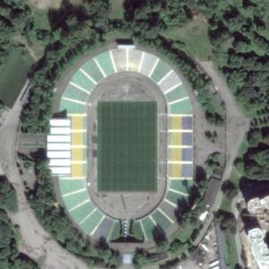 Ukraina Stadium (Google Maps)