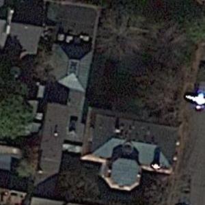 Mark Warner's House (Google Maps)
