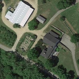 Jon Fishman's House (Google Maps)