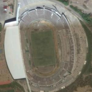Estadio José Antonio Anzoátegui (Google Maps)