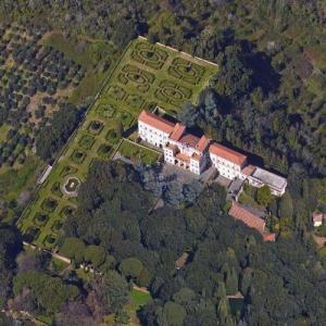 Villa Falconieri (Google Maps)