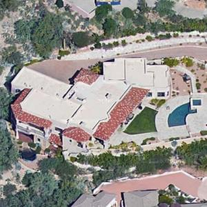 Rich Rodriguez's House (Google Maps)