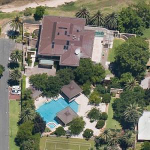 Steve Wyatt's House (Google Maps)