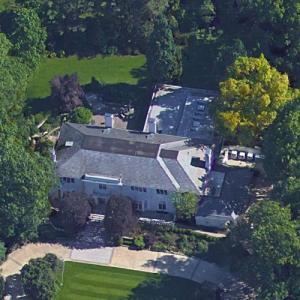 Geraldo Rivera's House (Google Maps)