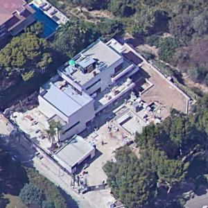 Luis Suárez's House (Google Maps)