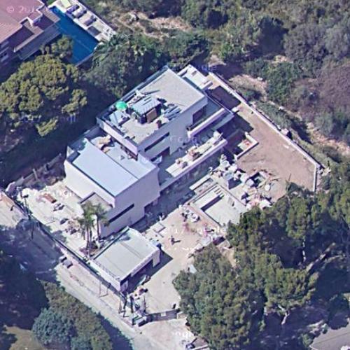 Luis Suarez S House In Castelldefels Spain Google Maps